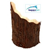 (nature first) Natural Textures Raw Small Animal Wooden Hideaway Large
