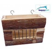 (Natural Textures) Raw Small Animal Wooden Hayrack