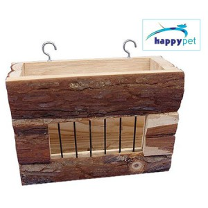 (Natural Textures) Raw Small Animal Wooden Hayrack