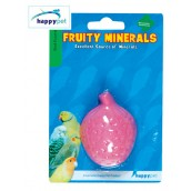 (happypet) Bird Essential Fruity Mineral Strawberry