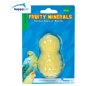 (happypet) Bird Essential Fruity Mineral Pineapple