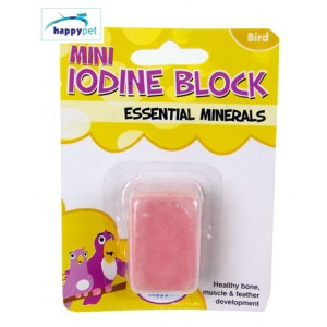 (happypet) Bird Mini Iodine Block