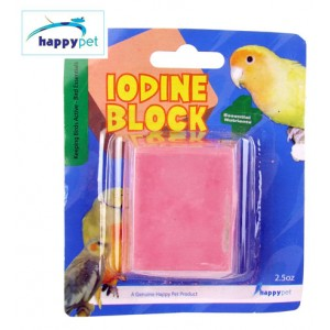 (happypet) Bird Iodine Block