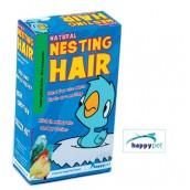 (happypet) Bird Home Natural Nesting Hair