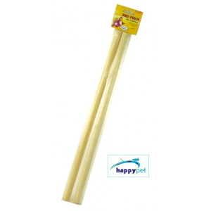 (happypet) Wooden Bird Perch 19inch