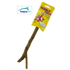 (happypet) Bird Accessories Branch Perch Medium