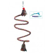 (happypet) Bird Essentials Spiral Perch