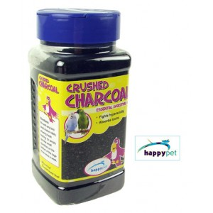 (happypet) Crushed Charcoal 250g