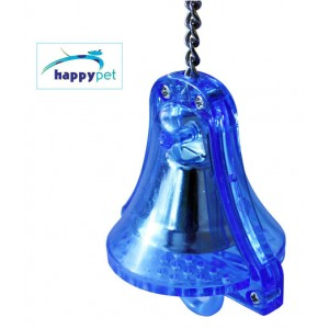 (happypet) Double Ringer Interactive Tough Bird Toy Small