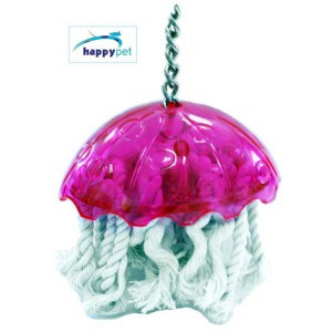 (happypet) Bird Under The Sea Interactive Tough Toy Large