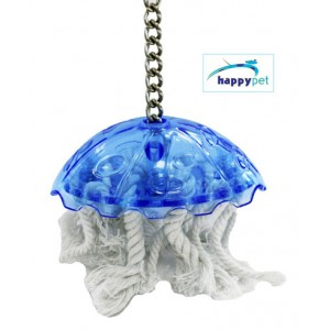 (happypet) Bird Under The Sea Interactive Tough Toy Small