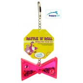 (happypet) Bird Rattle n Roll Interactive Tough Toy